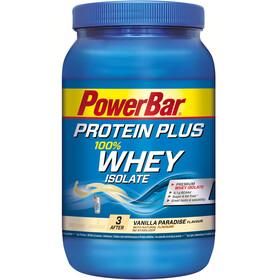 PowerBar ProteinPlus Whey Isolate 100% Tub 570g, Vanilla Paradise